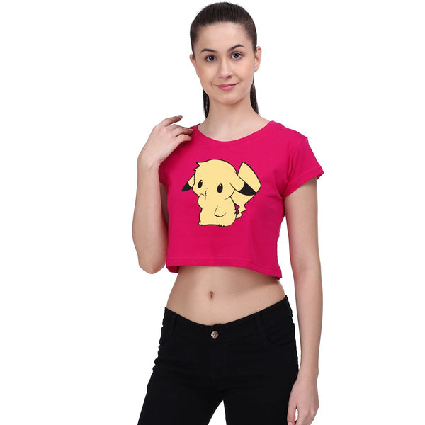 Pikachu - Crop Top