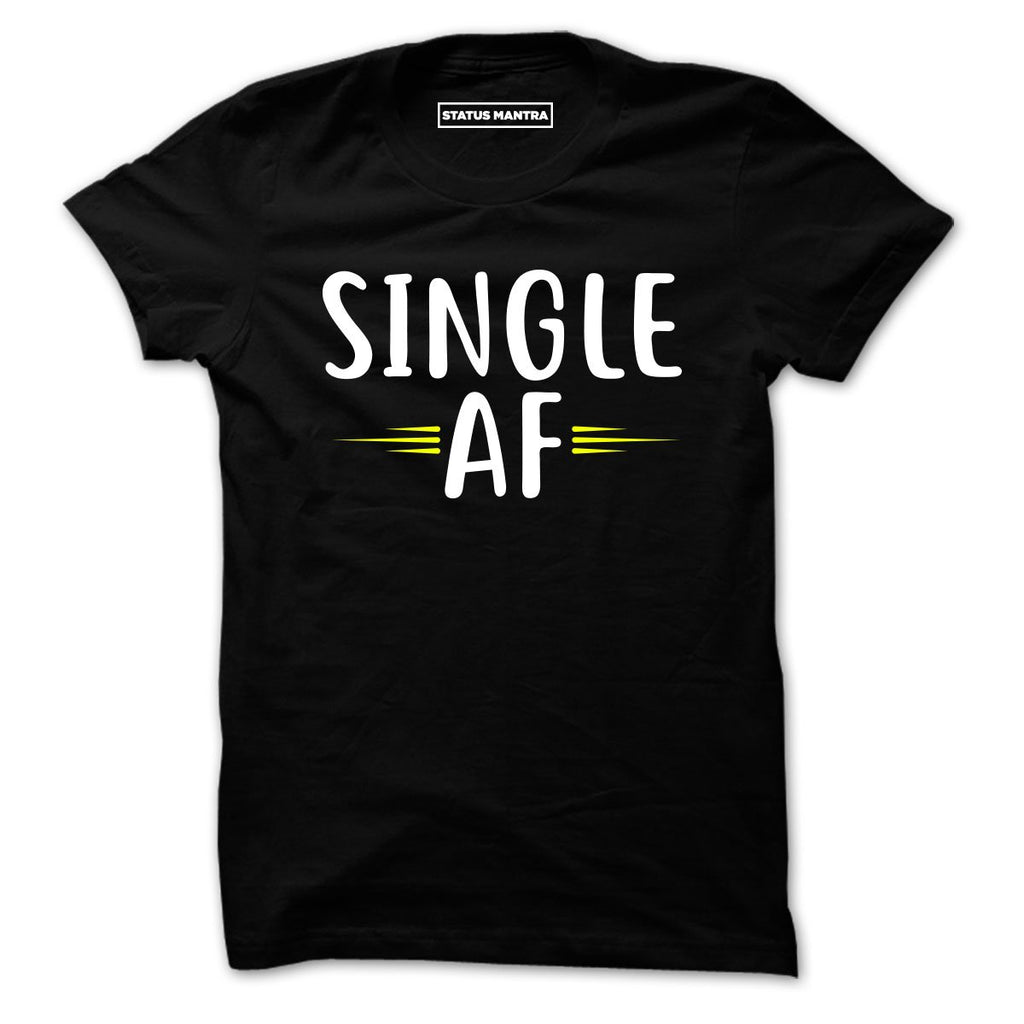 Single AF - Men T-Shirts