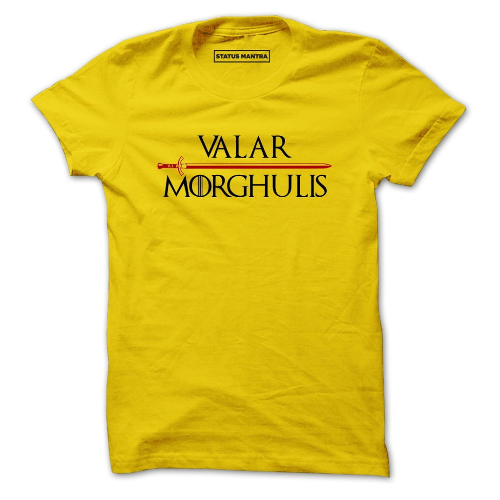 Valar Morgulis- Men T-Shirts