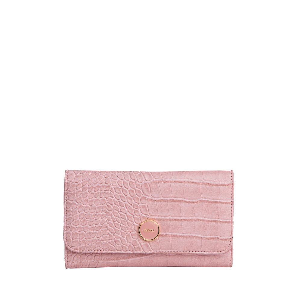 Billetera Roma Rose L