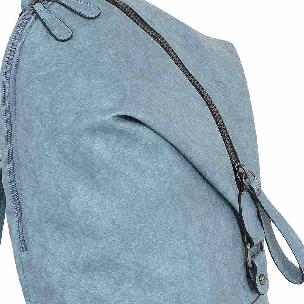 Mochila Amsterdam Ss20 Backpack Light Blue L