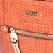 Cartera Veneto Cross Bag Medium Brown Xs