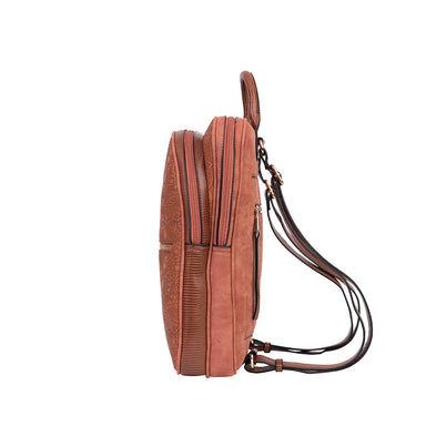 Mochila Eslovenia Mochila Medium Brown Xl