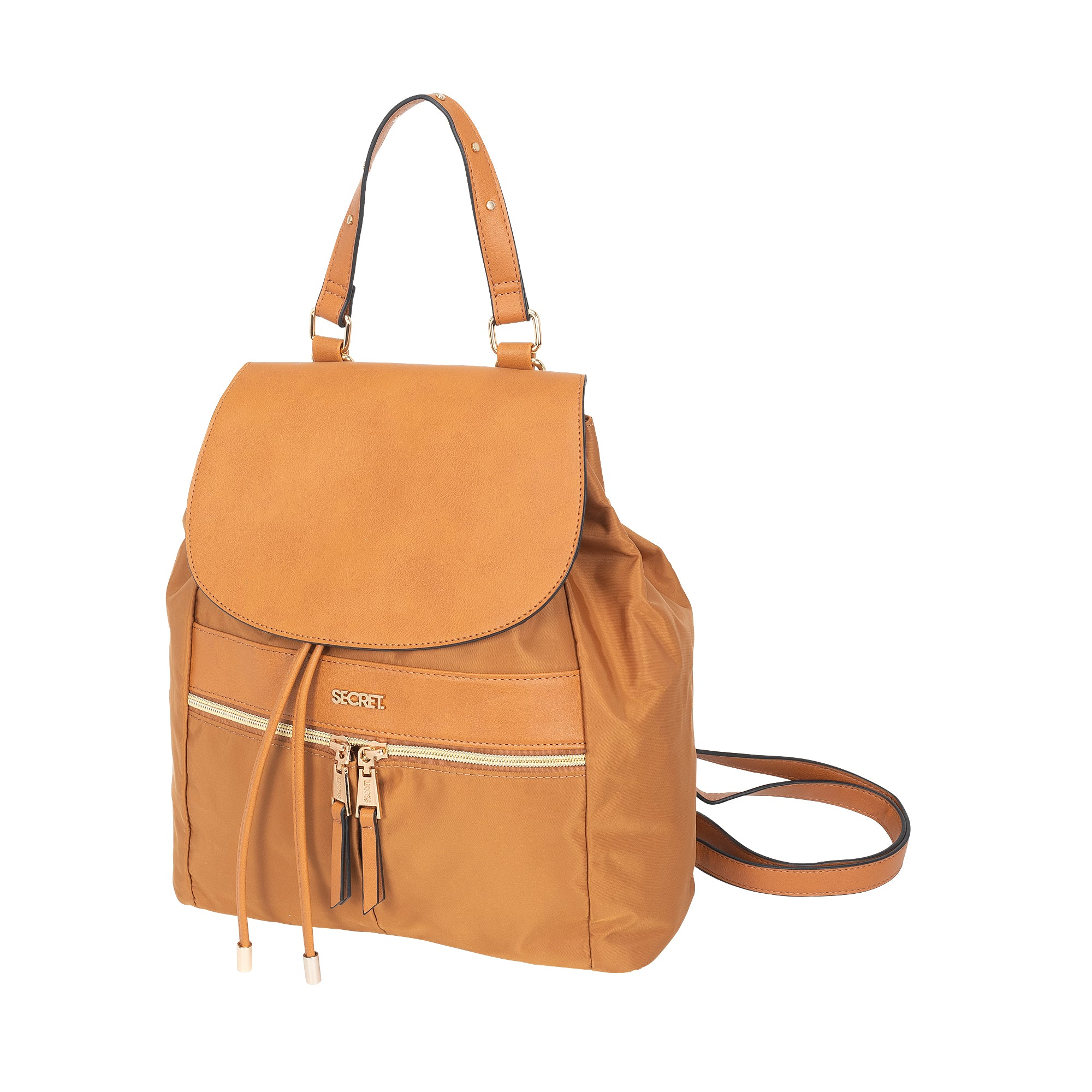 Mochila Barein Backpack Brown L