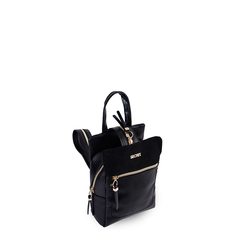 Cartera Melrose Cross Body Bag Black S