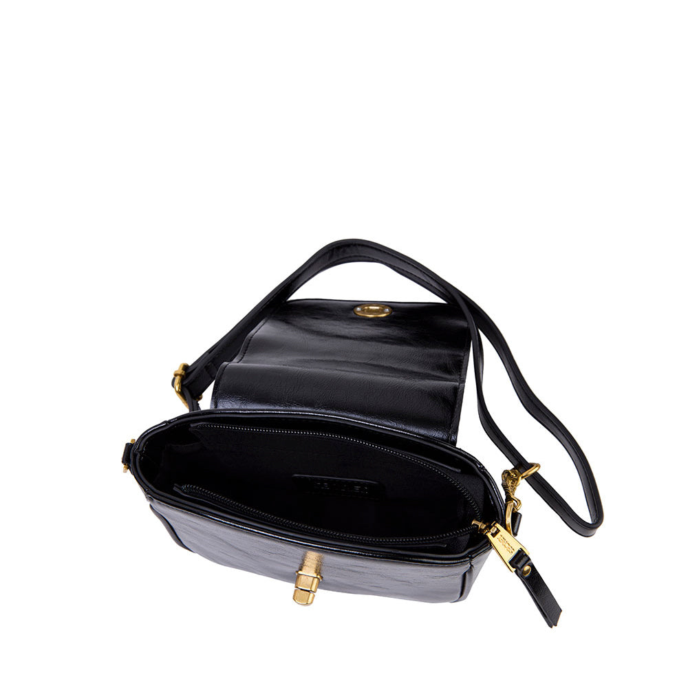 Cartera Londres Cross Bag Black S