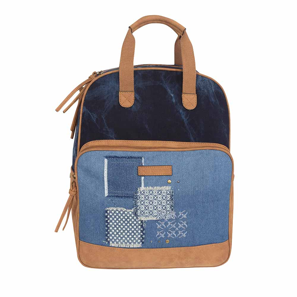 Cartera Sky Denim Blue Xl
