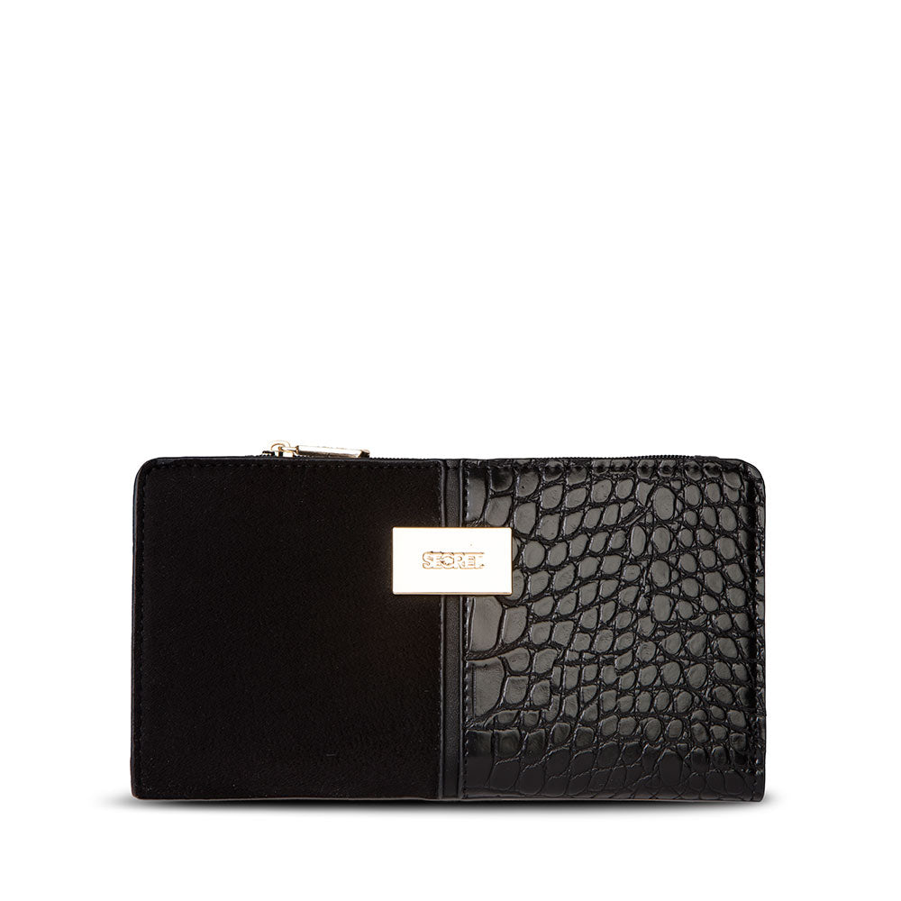 Billetera Oulu Fw20 Black L
