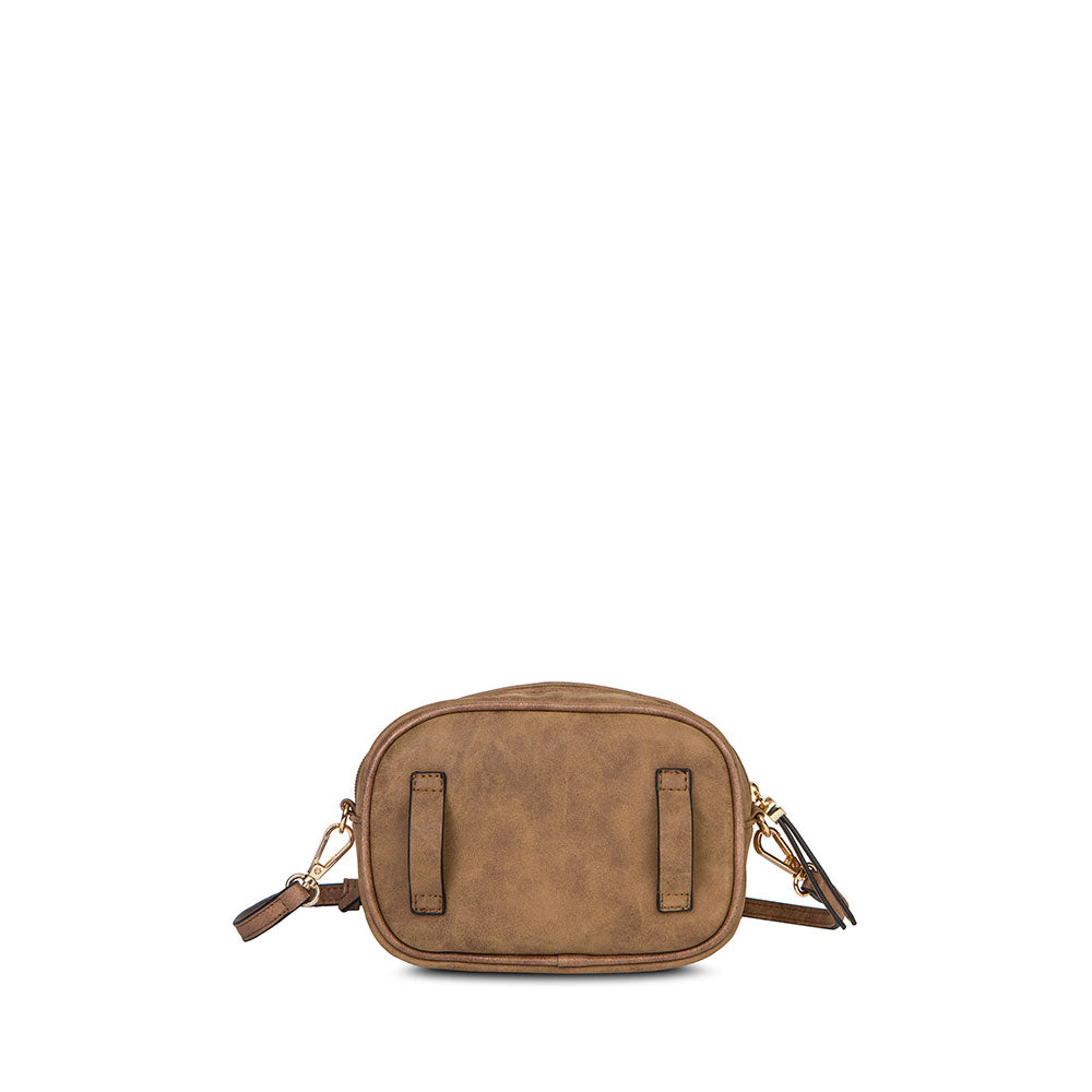 Cartera Edimburgo Crossbag Light Brown S