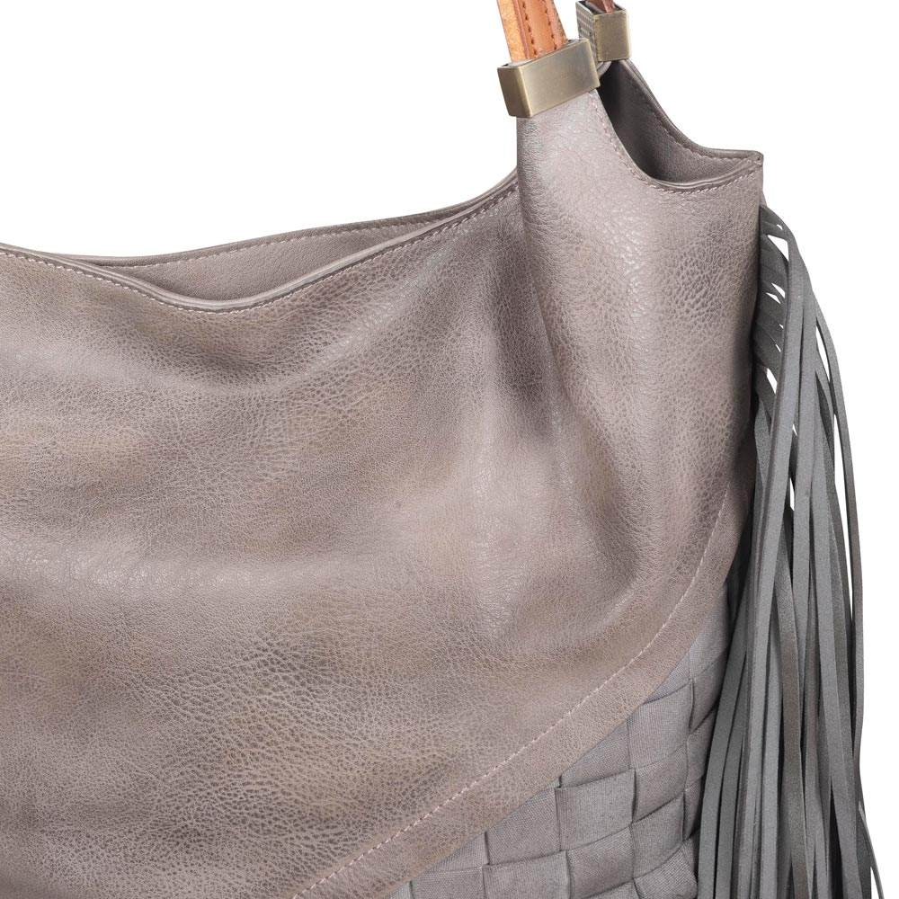 Cartera Siberia Fw19 Shoulder Bag Xl Grey