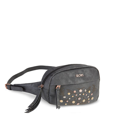 Banano Victoria Belt Bag Black L