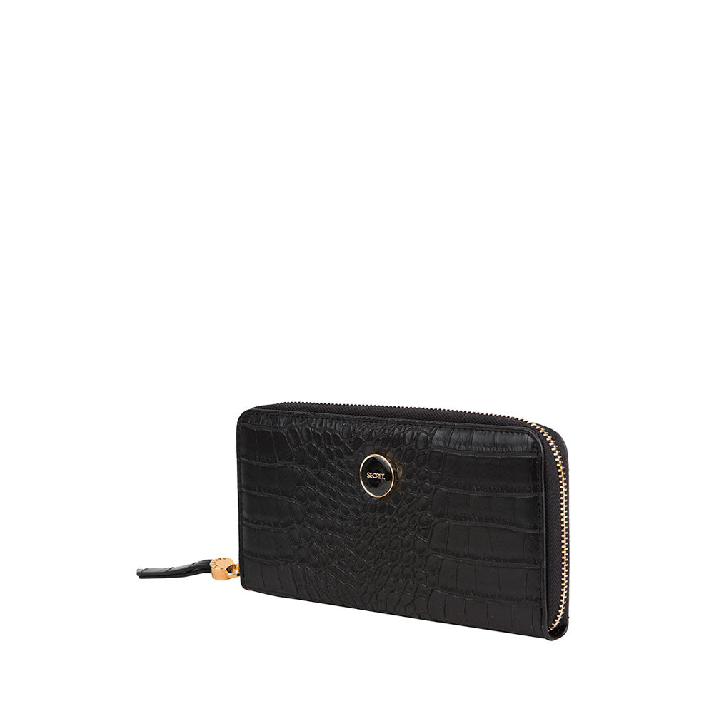 Billetera Roma Black Xl