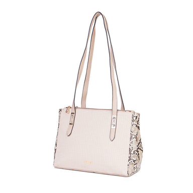 Cartera Cambridge Shoulder Bag Bone M