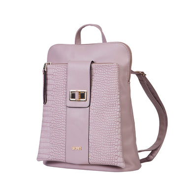 Mochila Italia Laptop Light Rose Xl