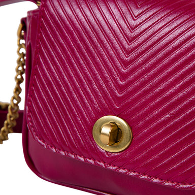 Cartera Londres Cross Bag Fuchsia S