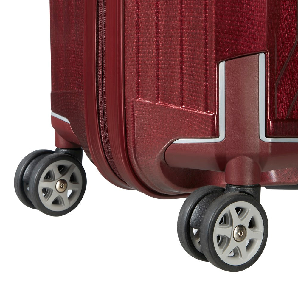 Maleta Rígida Lite-Box Spinner 75/28 Deep Red L