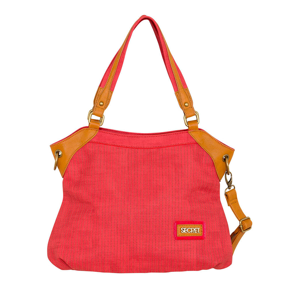 Cartera Palermo Shoulder Bag Rojo L