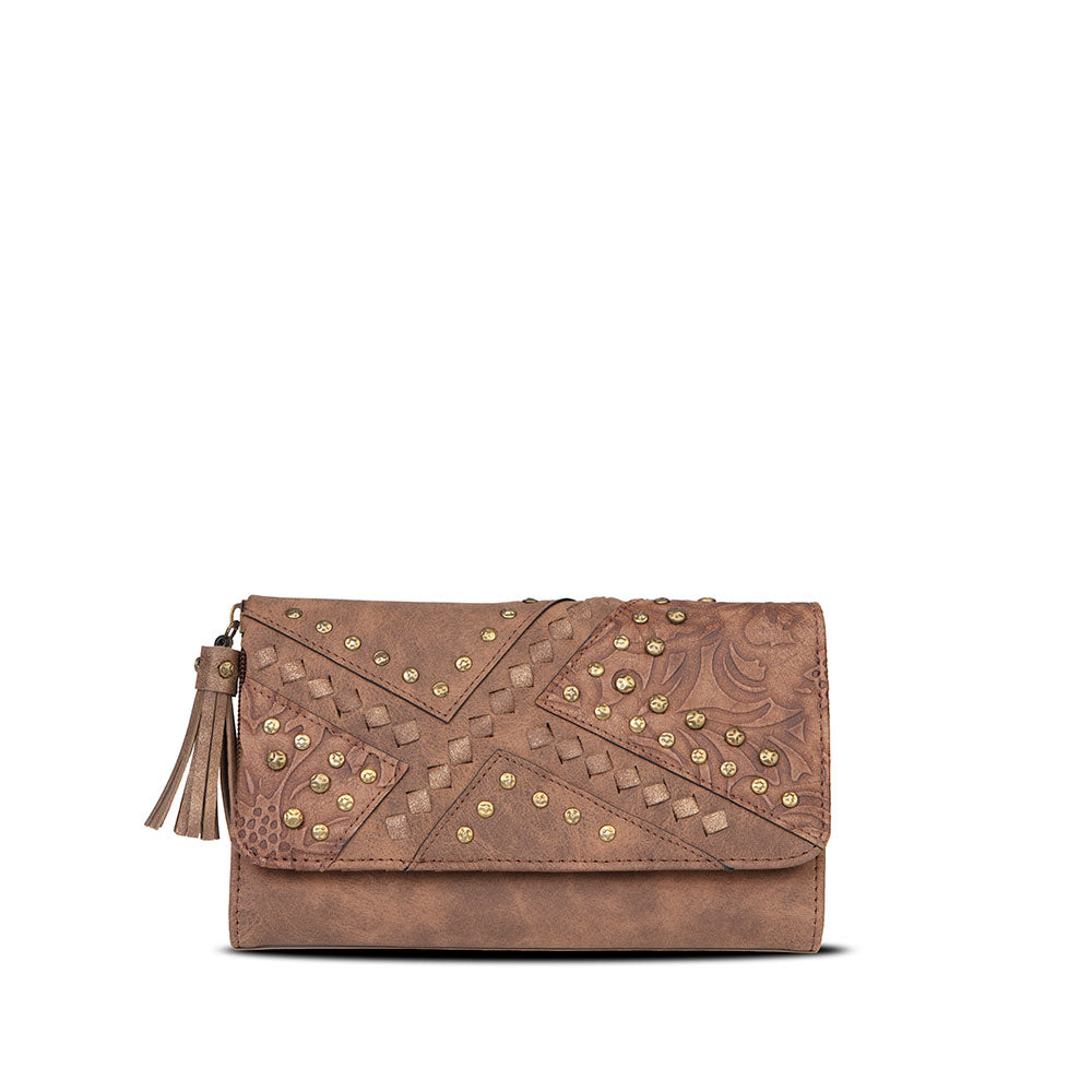 Billetera Inverness Fw20 Brown M