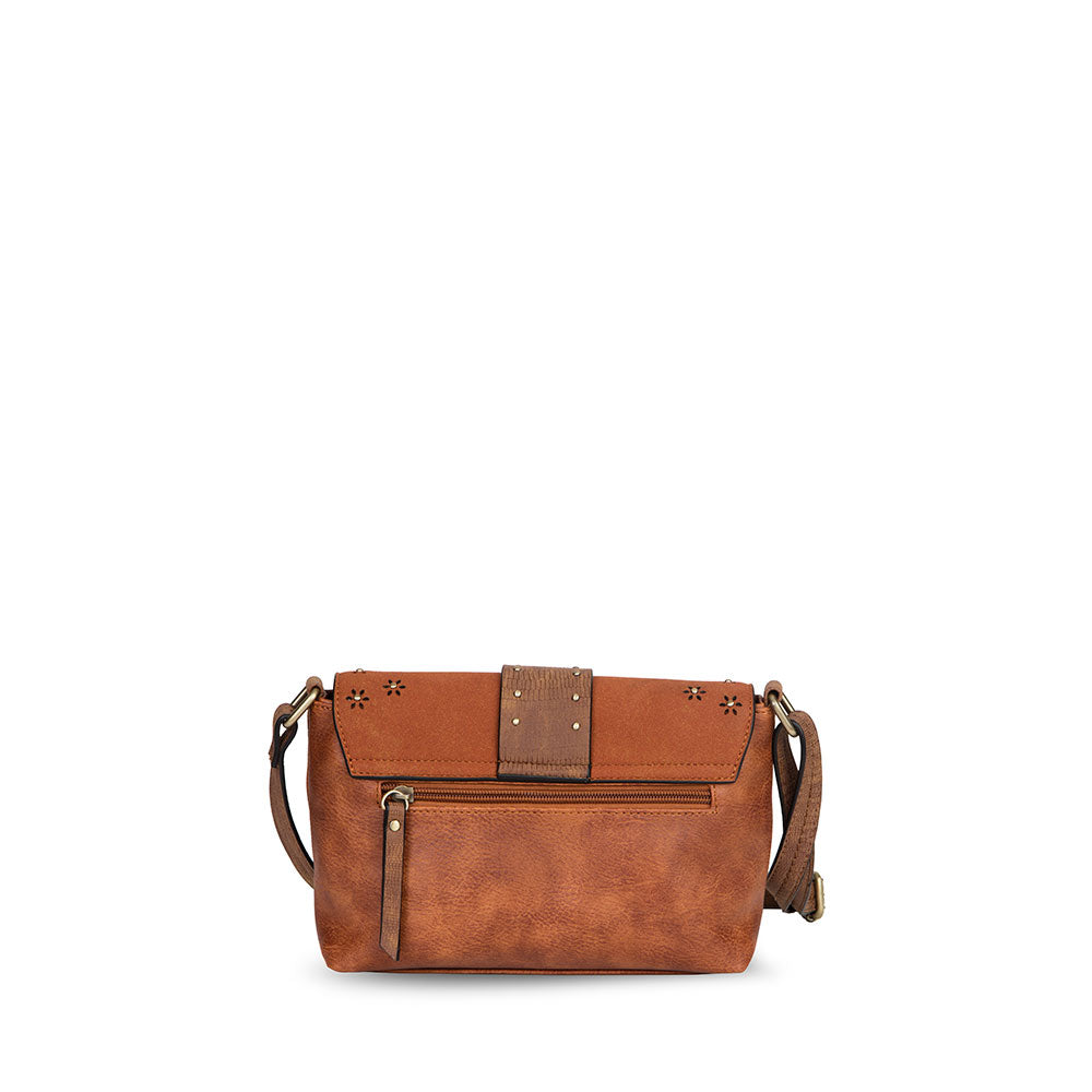 Cartera Rosin Fw20 Cross Bag Brown S