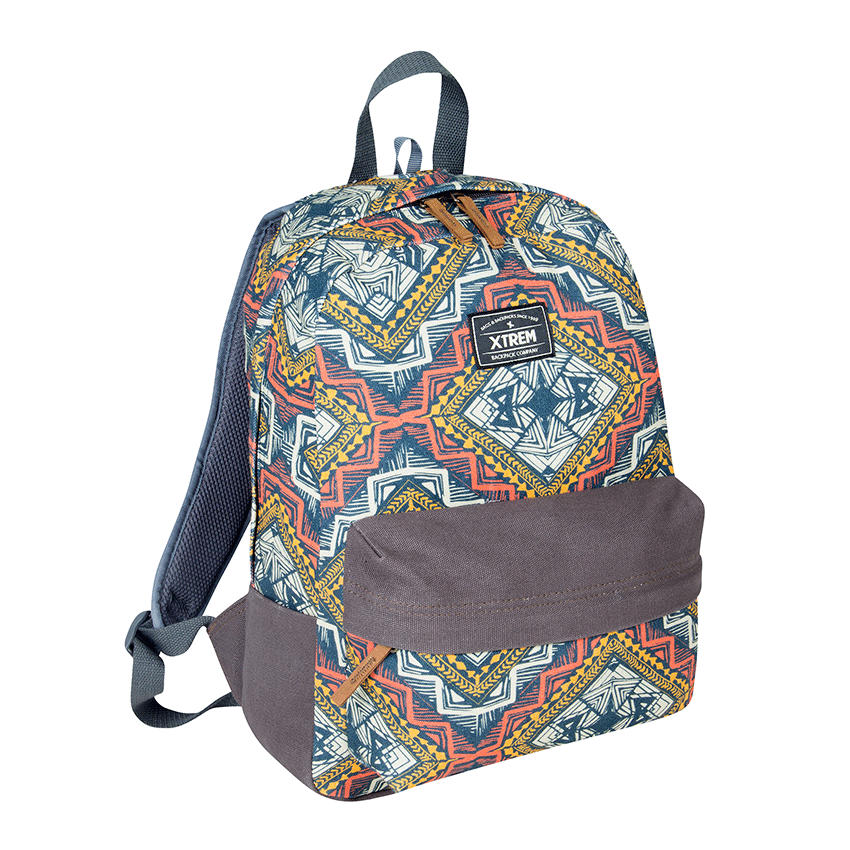 Mochila Bondy 533 Eight Gris