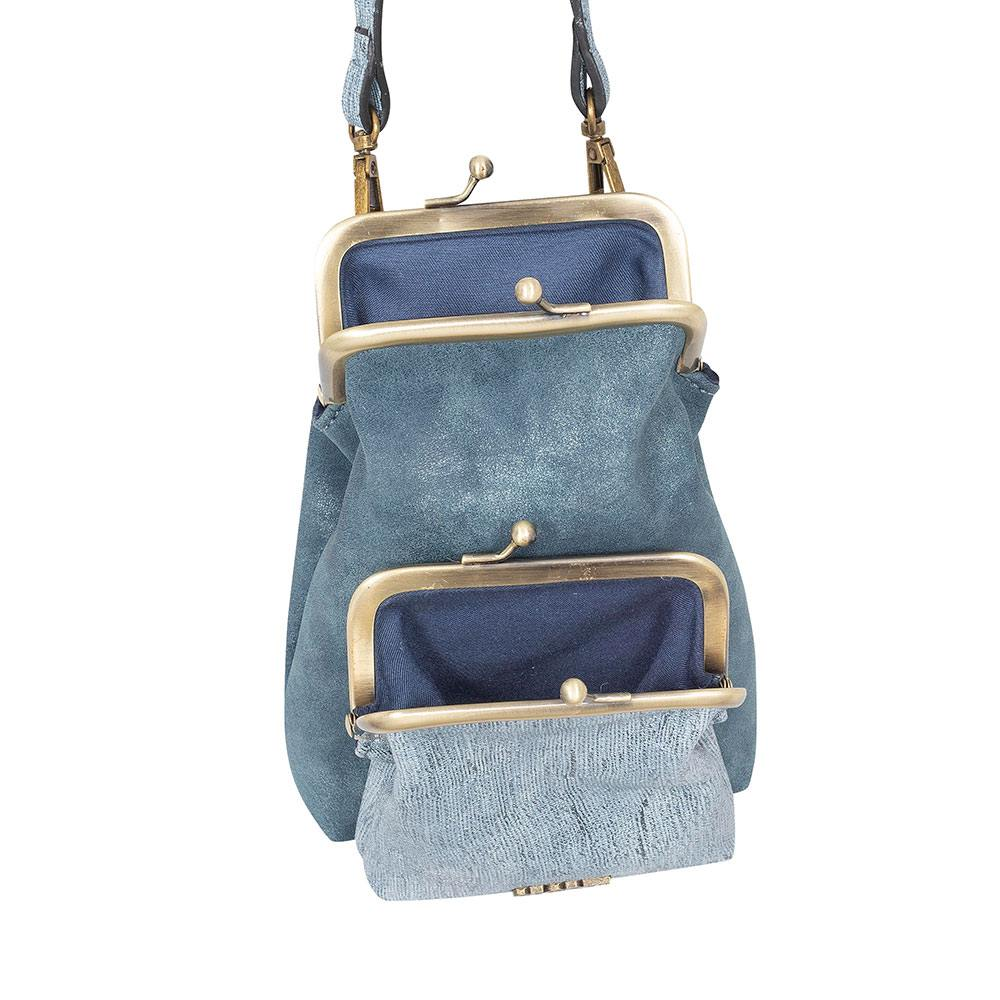 Cartera Oporto Ss20 Cross Bag Light Blue S