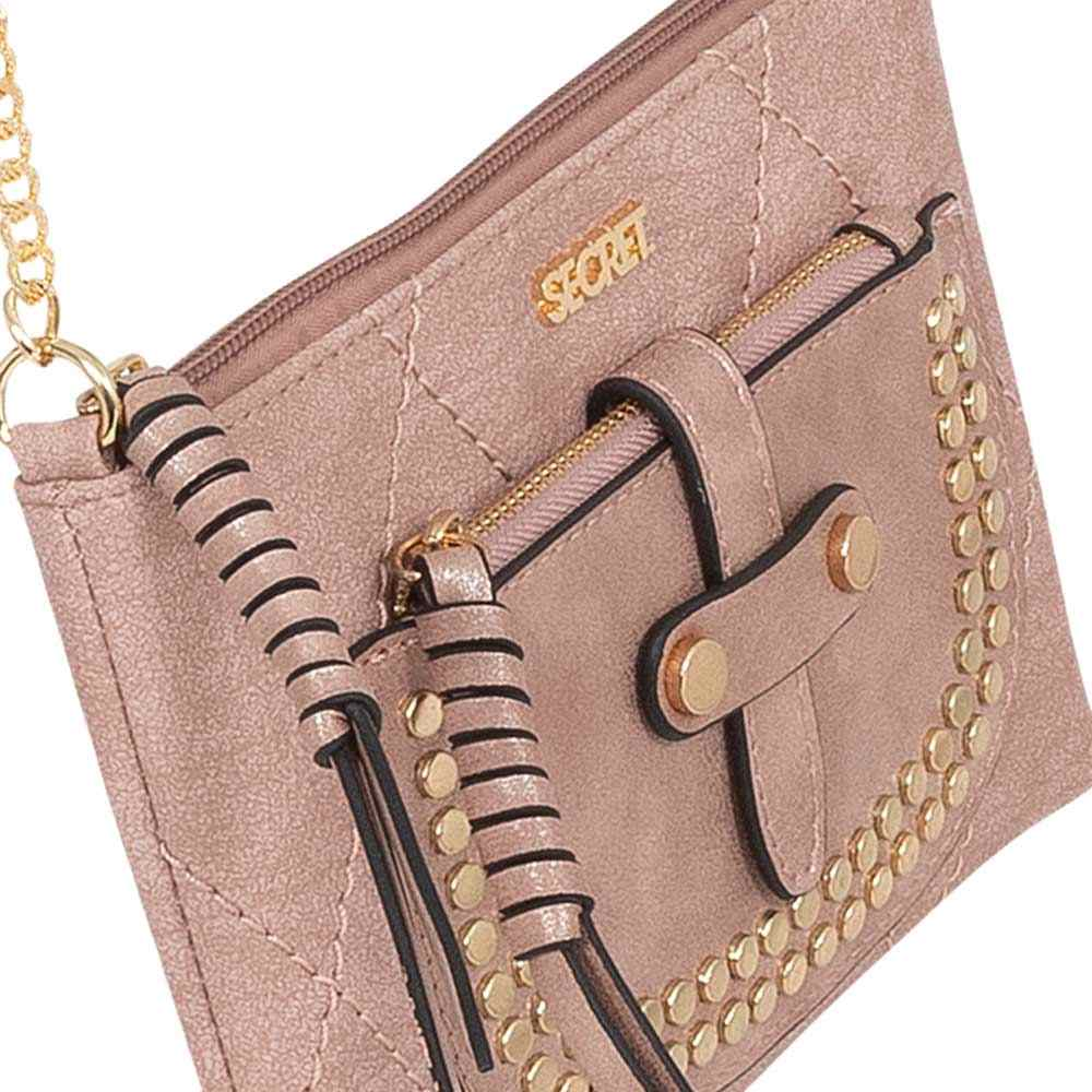 Cartera Singapore Ss20 Cross Bag Rose Xs