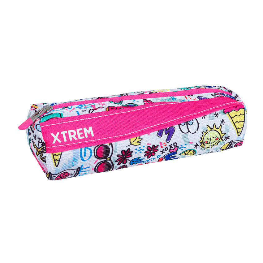Estuche Prep 742 Graffiti Girl