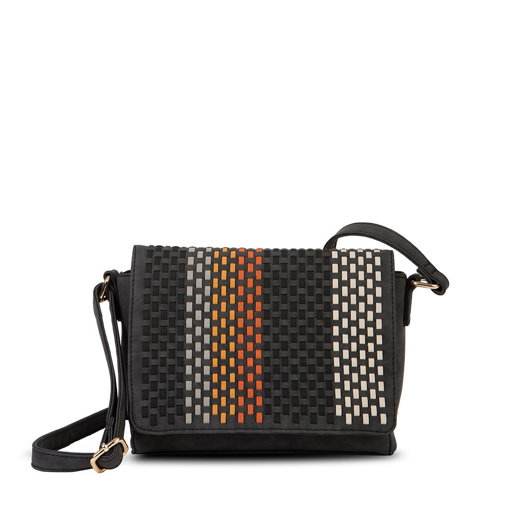 Cartera Kopavogur Fw20 Cross Bag Black M