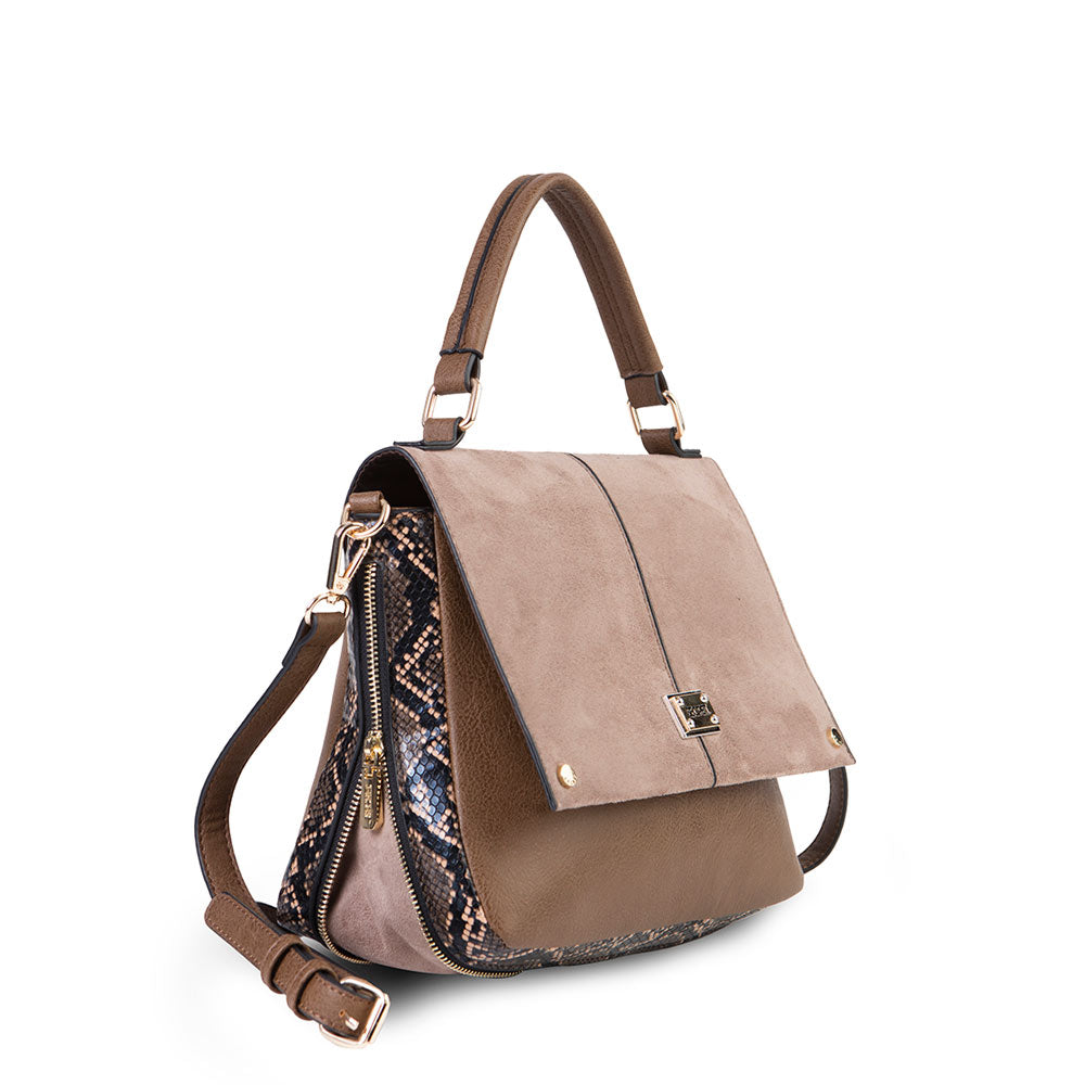 Cartera Husavik Fw20 Cross Bag Toasted L