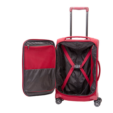 Maleta B-Lite Icon Icon Spinner 55/20 Leng Th 35 Red Cabina 32,5 Lts
