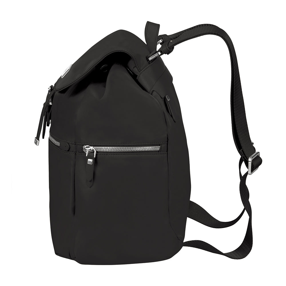 Mochila Karissa Backpack 3Pkt 1 Buckle Black