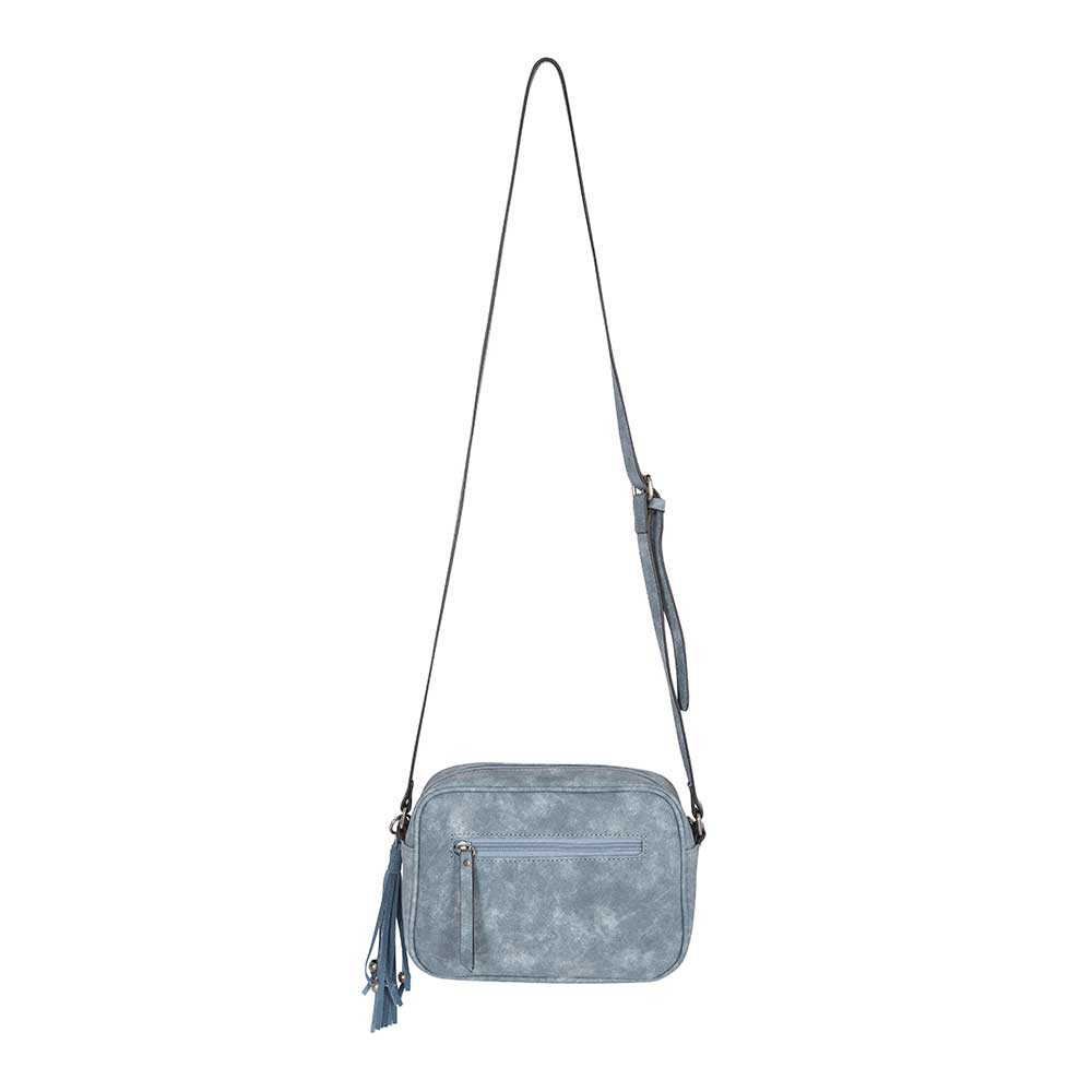 Cartera Auckland Cross Bag Light Blue S