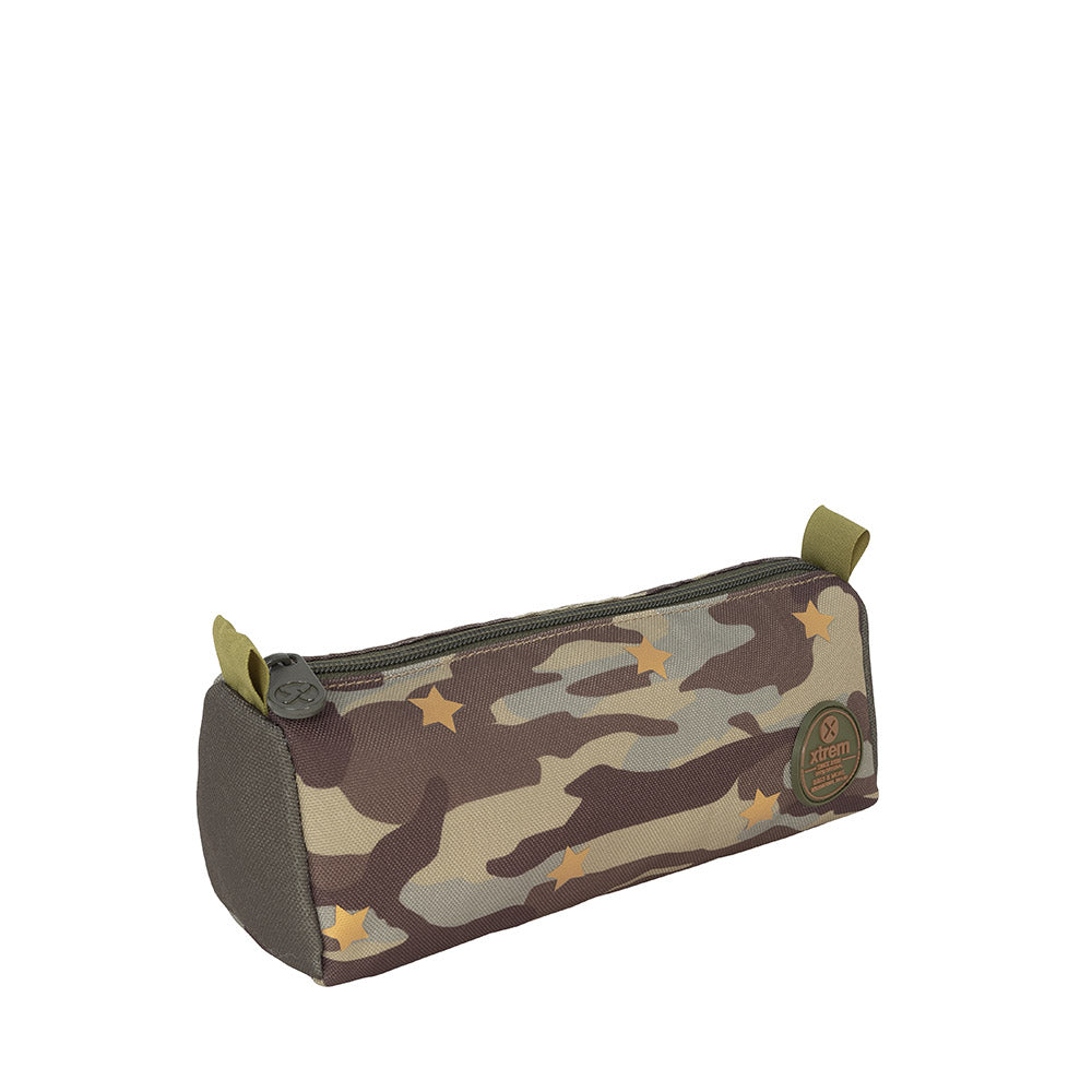 Estuche Crush 909 Camo Star Green