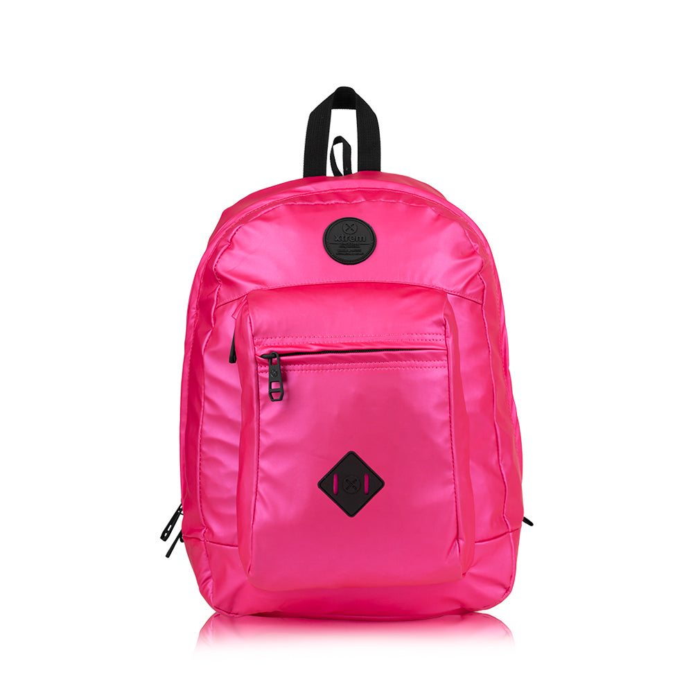 Mochila Force Metallic Fuchsia