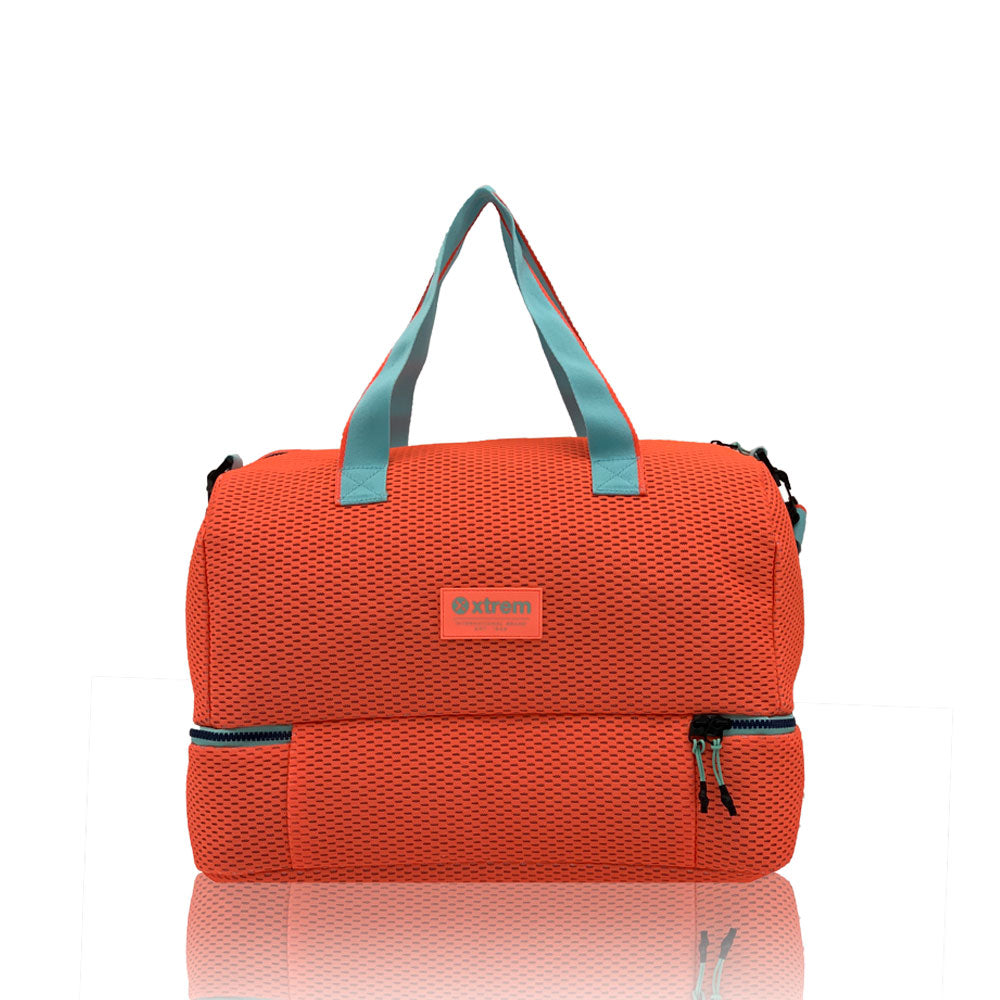 Gym Bag 21 Orange