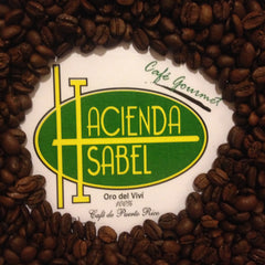 5 lb Single-Origin 100% Arabica Coffee from the Hacienda Isabel in Puerto Rico