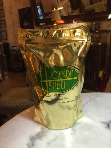 10 oz Single-Origin 100% Arabica Coffee from the Hacienda Isabel in Puerto Rico