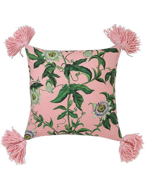 Kip & Co Pink Upholstery Cushion