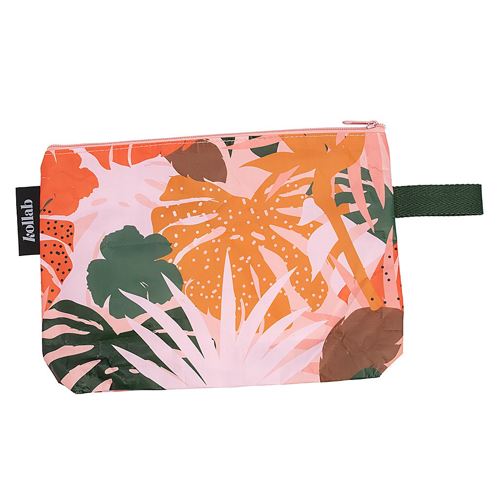 Kollab Clutch |Summer Leaves