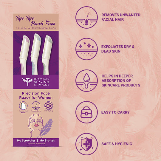 Benefits Of Using Face Razor For Women