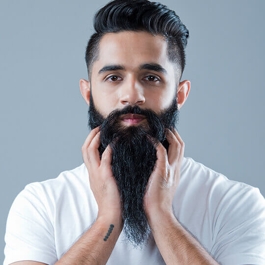 Apply the Onion Oil for Beard Growth on your beard for best results