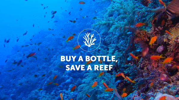 Buy A Bottle, Save The Reef
