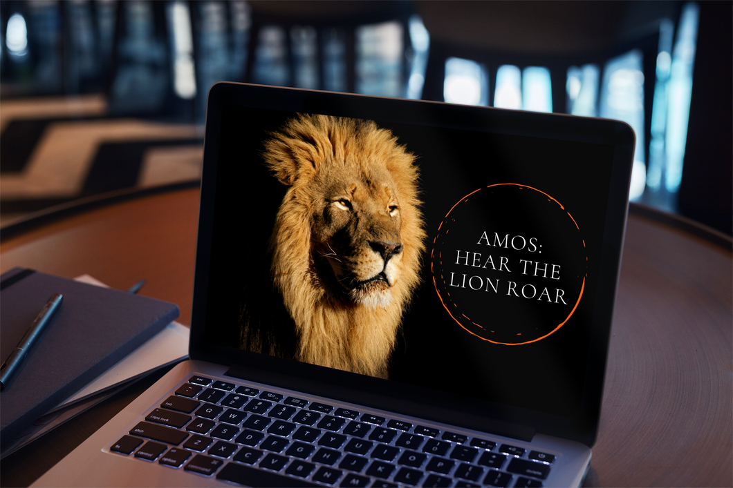 Amos: Hear the Lion Roar / Digital Download