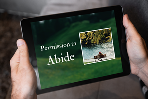 Permission to Abide / Digital Download