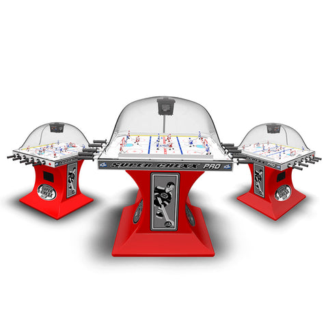 Super Chexx PRO® Deluxe Bubble Hockey Table