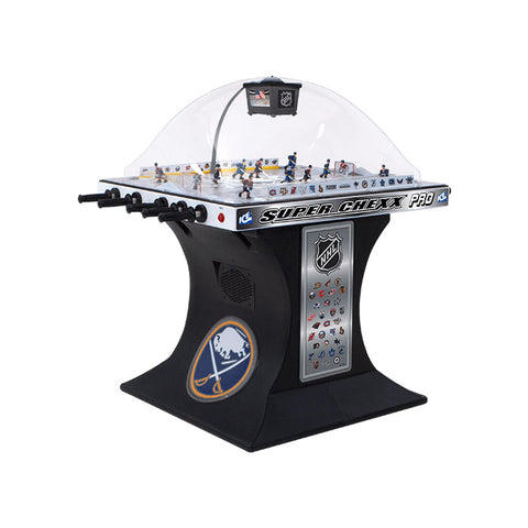 NHL Licensed Super Chexx PRO Bubble Hockey Table
