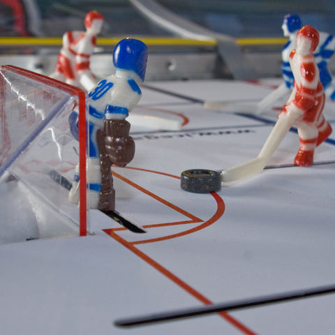 "Licensed ""Miracle on Ice™"" Edition Super Chexx PRO® Bubble Ice Hockey Table"