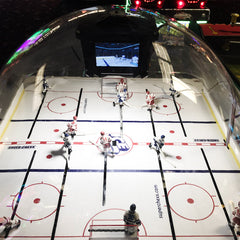 Super Chexx PRO Deluxe Bubble Hockey Table