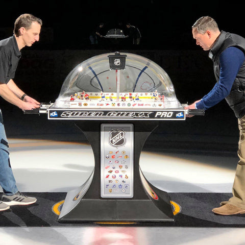 NCAA Licensed Super Chexx PRO® Bubble Hockey Table