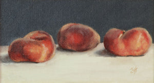 Three Peaches Giclée Print